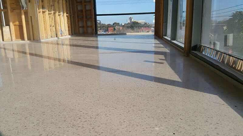 Residential Polished Concrete Essendon 1