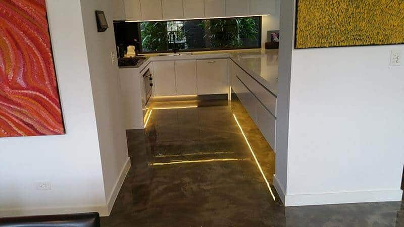 Residential Urban Murano Polished Pewter Gloss Sth Yarra 1