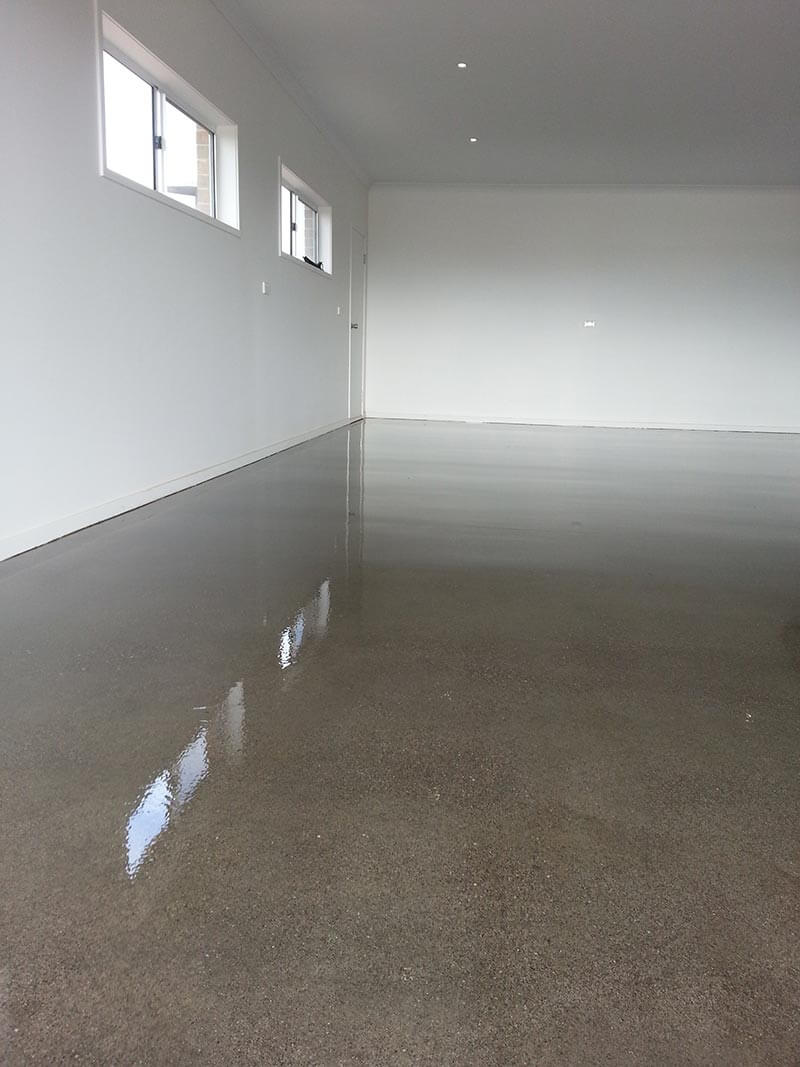 Residential Urban Warehouse Epoxy