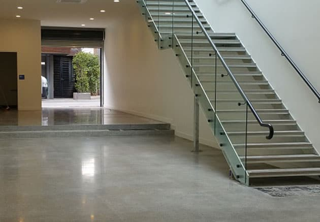 Polished Concrete (mechanical polish) | Urban Concrete Floors