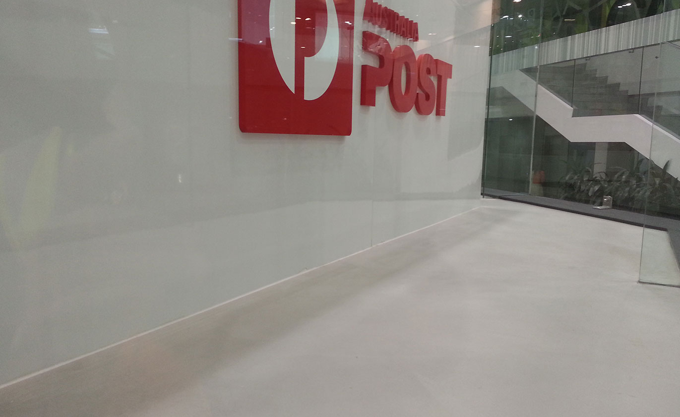 Commercial Pandomo Floor Plus Australia Post Cbd