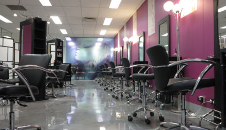 Commercial Urban Murano Veruka Hair Salon