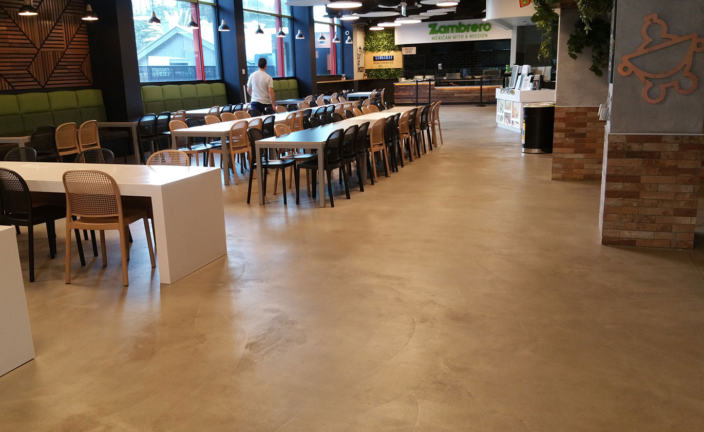 Pandomo Loft Monash Uni Food Court