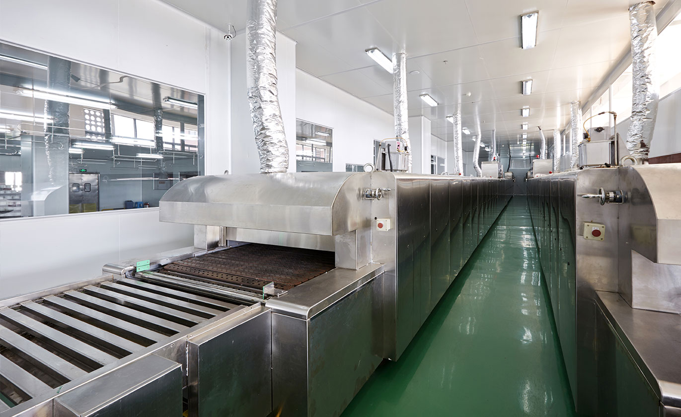 Food Processing Industrial Epoxy