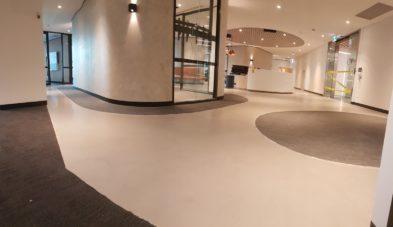 Pandomo Loft Commercial Offices, Flinders Street Melbourne