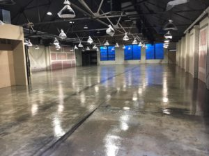 Warehouse Finish Industrial Epoxy